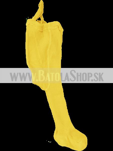 Pančuchy - 80 žltá