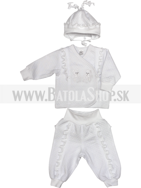 Súprava - 68 biela