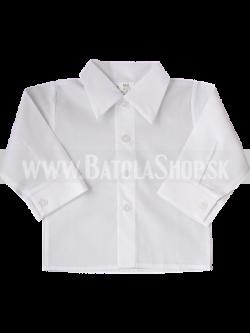 Košeľa - 86 - biela