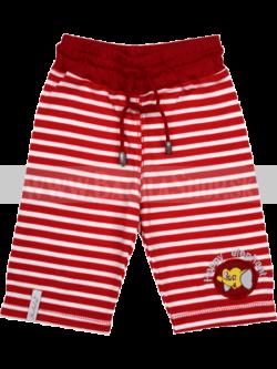 Nohavice - 68-74 červená