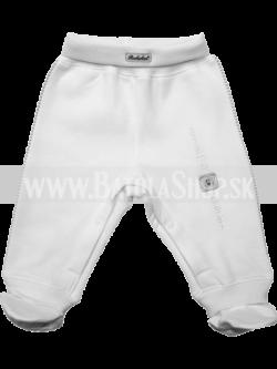 Polodupačky - 56-62 biela