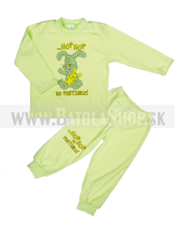 Pyžamo - 98 zelená