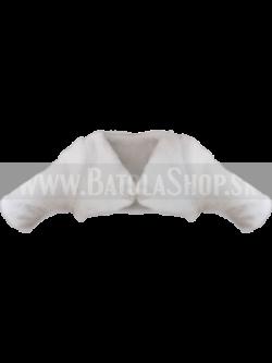 Bolero na krst - 56 - biela