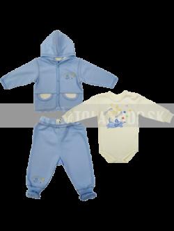 Súprava - 68-74 modrá